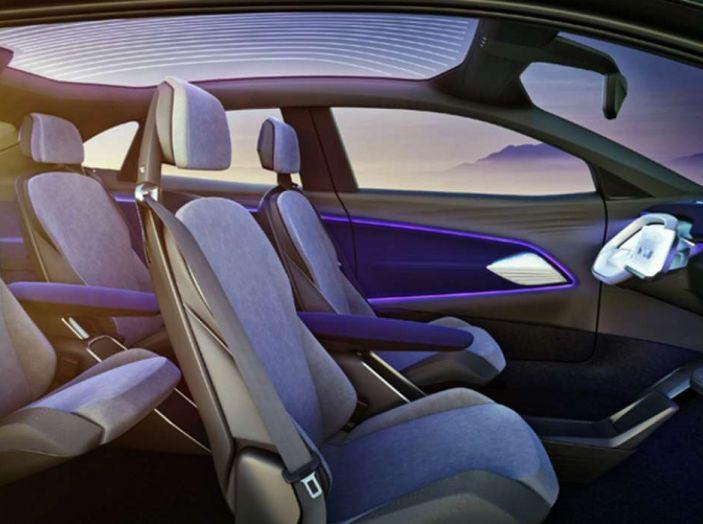 Volkswagen ID Crozz, l'auto elettrica del 2020 - Foto 8 di 10
