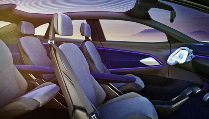Volkswagen ID Crozz, l'auto elettrica del 2020 - Foto 20 di 22