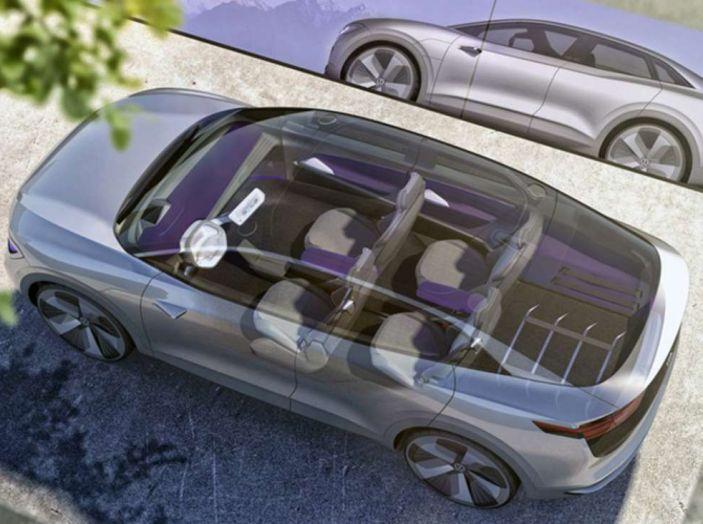 Volkswagen ID Crozz, l'auto elettrica del 2020 - Foto 9 di 10