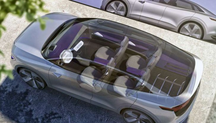 Volkswagen ID Crozz, l'auto elettrica del 2020 - Foto 22 di 22
