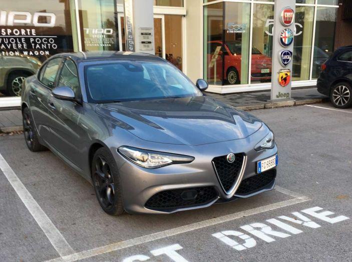 Alfa Romeo Giulia Tech Edition: Infotainment aggiornato e lusso da 32.500€ - Foto 12 di 12