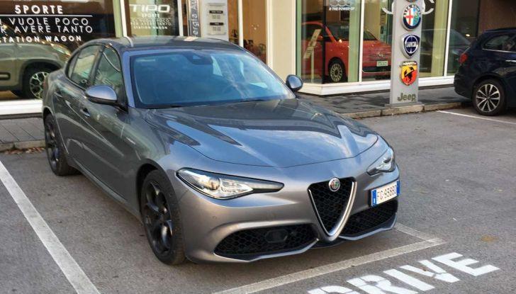 Alfa Romeo Giulia e Stelvio Sport-Tech, nuovo allestimento sportivo - Foto 12 di 12