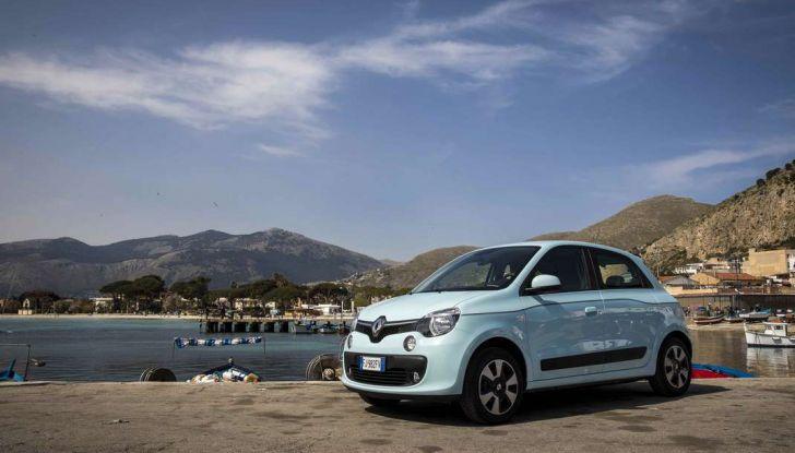 Prova su strada nuova Renault Twingo 2017: agile, furba ed economica - Foto 1 di 10