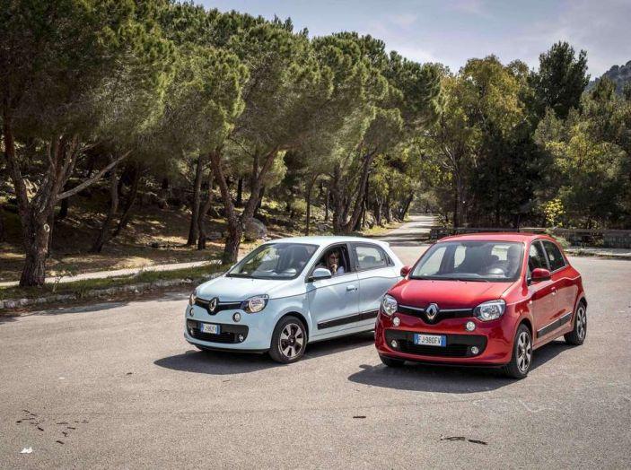Prova su strada nuova Renault Twingo 2017: agile, furba ed economica - Foto 2 di 10