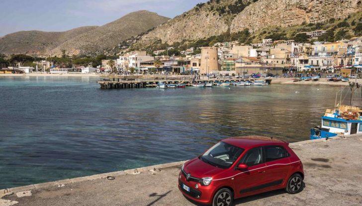 Prova su strada nuova Renault Twingo 2017: agile, furba ed economica - Foto 7 di 10