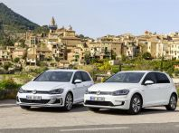 Prova nuova Volkswagen Golf 2017, versioni speciali: dall'elettrico alla Golf R