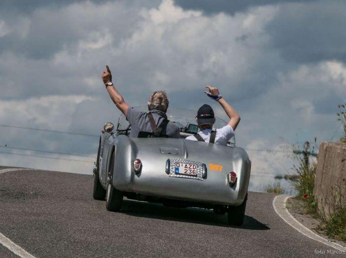 Registro 1000 Miglia, la certificazione per partecipare alla corsa storica - Foto 27 di 70