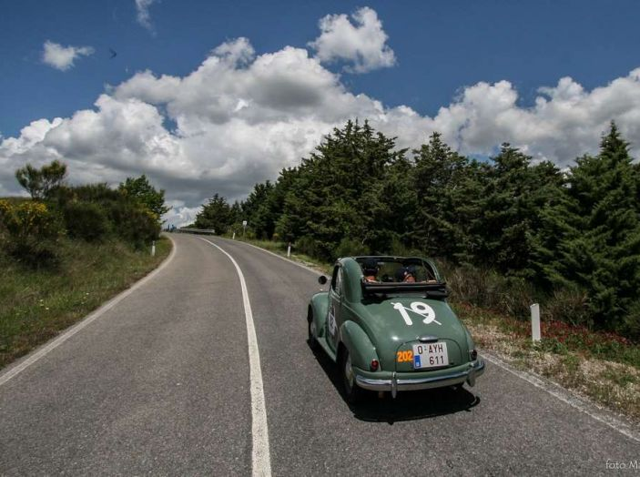 Registro 1000 Miglia, la certificazione per partecipare alla corsa storica - Foto 35 di 70