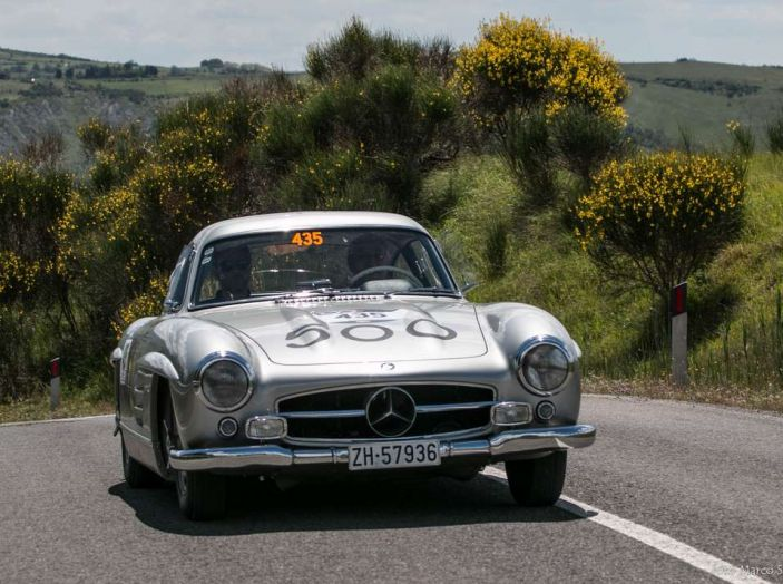 Registro 1000 Miglia, la certificazione per partecipare alla corsa storica - Foto 4 di 70