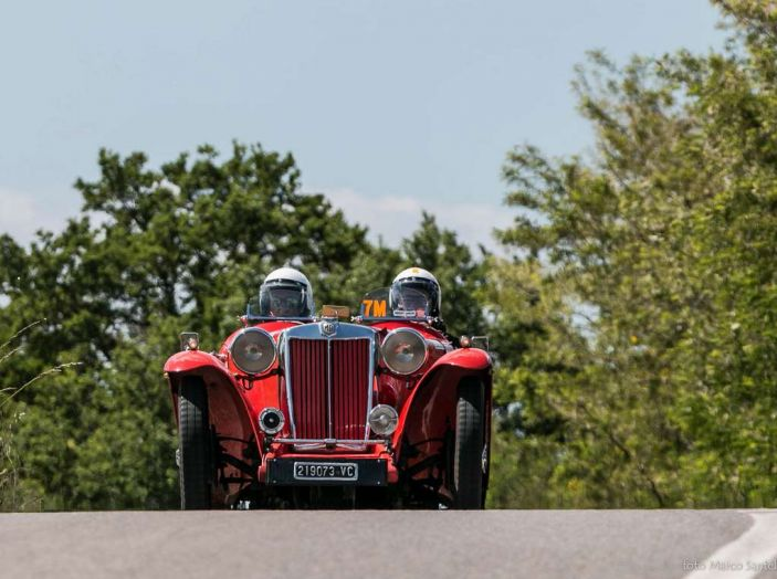 Registro 1000 Miglia, la certificazione per partecipare alla corsa storica - Foto 42 di 70