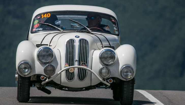 Registro 1000 Miglia, la certificazione per partecipare alla corsa storica - Foto 63 di 70