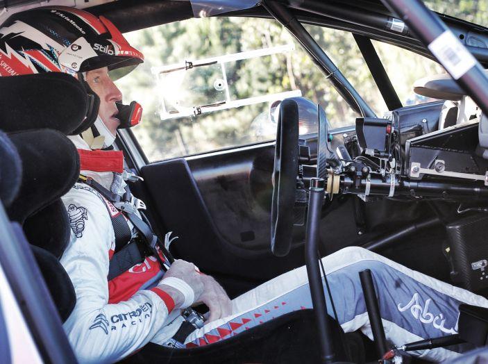 WRC Portogallo – Shakedown: in quarta posizione la C3 WRC di Meeke - Foto 2 di 4