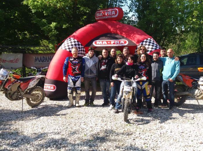 Parco Offroad il Poggiolo: mille ettari con Fattore Moto e Lucchinelli Experience - Foto 2 di 47
