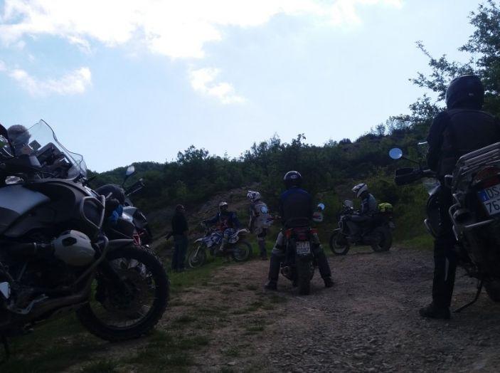 Parco Offroad il Poggiolo: mille ettari con Fattore Moto e Lucchinelli Experience - Foto 9 di 47