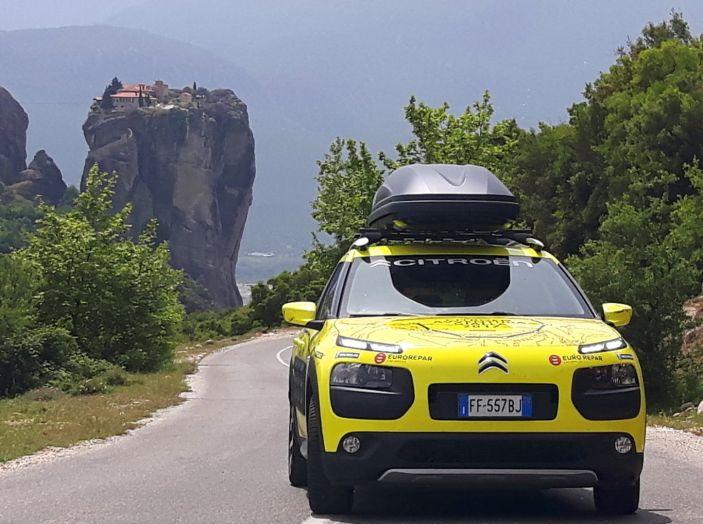 Citroën Avventura Gialla 2017: sulle strade della Grecia - Foto 1 di 4