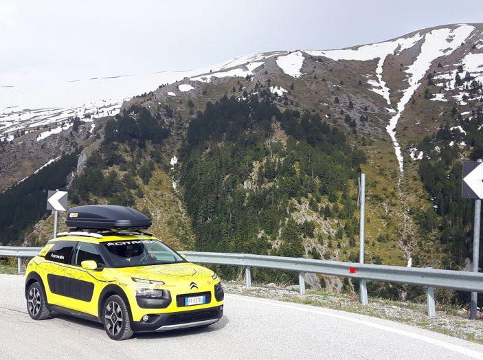 Citroën Avventura Gialla 2017: sulle strade della Grecia - Foto 3 di 4