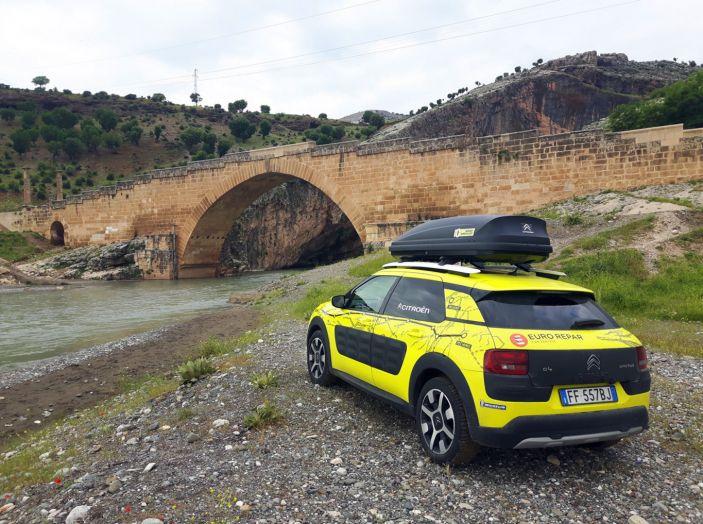 Citroën Avventura Gialla 2017: la C4 Cactus attraversa il Kurdistan turco - Foto 3 di 4