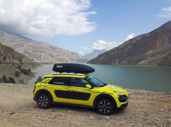 Citroën Avventura Gialla 2017: la C4 Cactus sulle sponde del Mar Nero