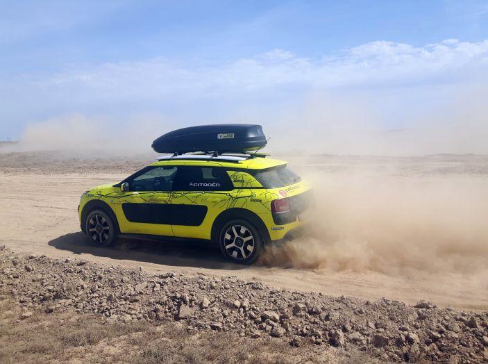 Citroën Avventura Gialla: la C4 Cactus arriva in Kazakistan - Foto 3 di 5