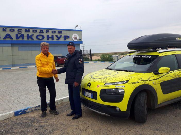 Citroën Avventura Gialla: la C4 Cactus si dirige verso il Kirghizistan - Foto 3 di 6