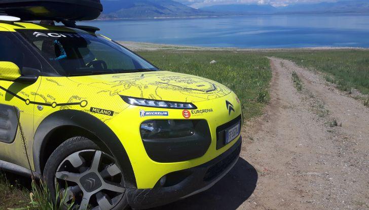 Citroën Avventura Gialla: la C4 Cactus attraversa il Kirghizistan - Foto 3 di 8