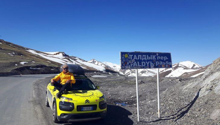 Citroën Avventura Gialla: la C4 Cactus attraversa il Kirghizistan - Foto 5 di 8