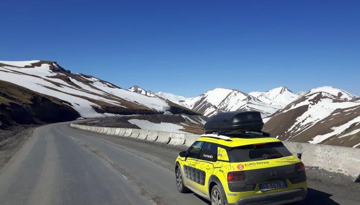 Citroën Avventura Gialla: la C4 Cactus attraversa il Kirghizistan - Foto 6 di 8