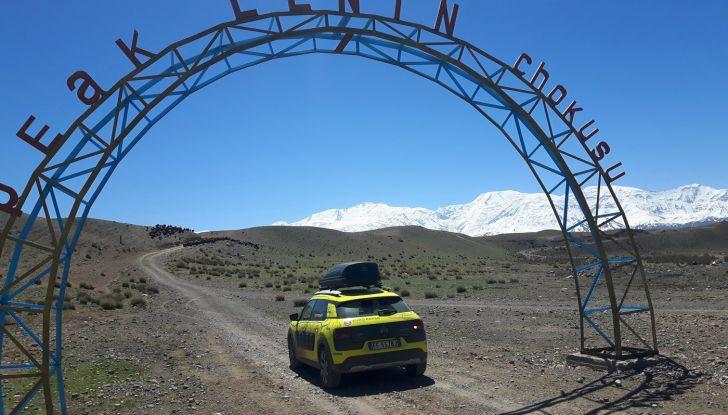 Citroën Avventura Gialla: la C4 Cactus attraversa il Kirghizistan - Foto 7 di 8