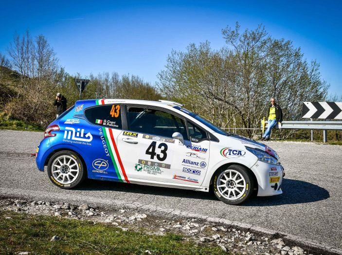 Trofeo Peugeot Competition Rally 208 – Partecipazione record al Rally del Taro - Foto 1 di 4