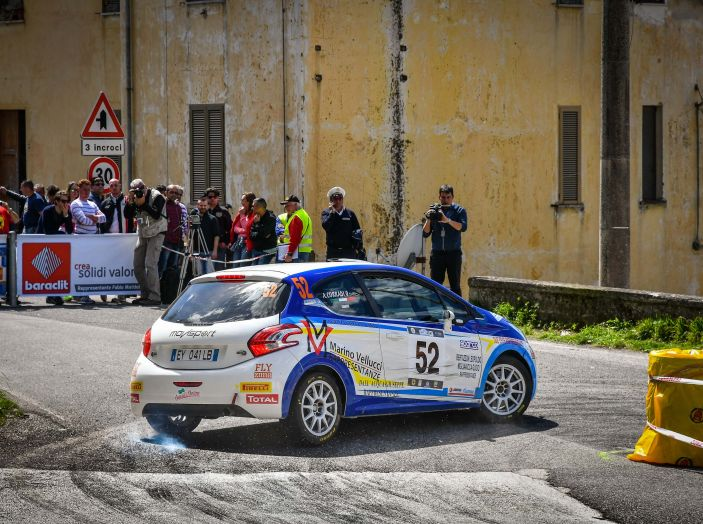 Trofeo Peugeot Competition Rally 208 – Partecipazione record al Rally del Taro - Foto 3 di 4