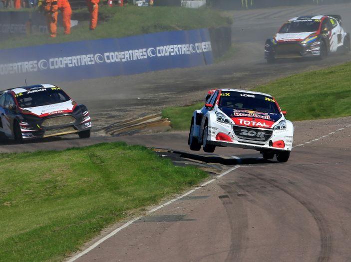 Il Team Peugeot Hansen al secondo posto del campionato del mondo di Rallycross - Foto 3 di 7