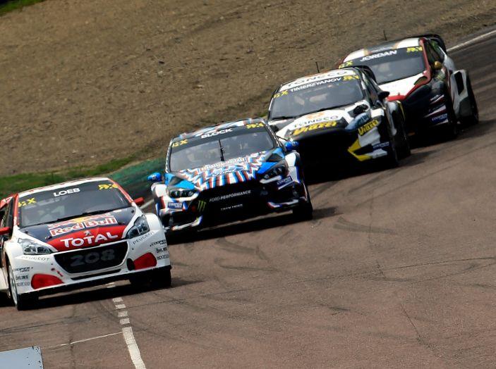 Il Team Peugeot Hansen al secondo posto del campionato del mondo di Rallycross - Foto 7 di 7