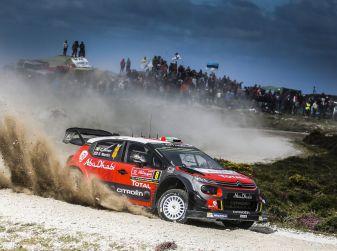 WRC Portogallo – Giorno 1: la C3 WRC di Craig Breen tra le TOP 5