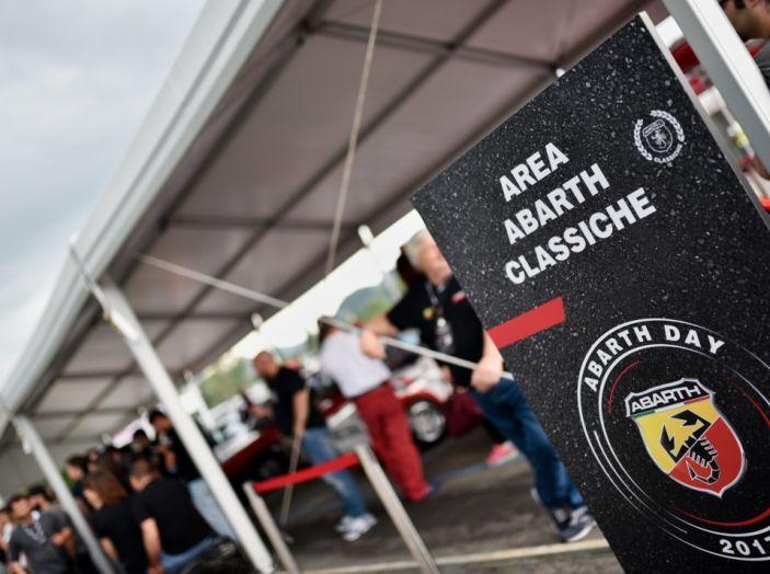 Abarth Day: Una giornata all'insegna dello scorpione tra Rally e Pista - Foto 31 di 44