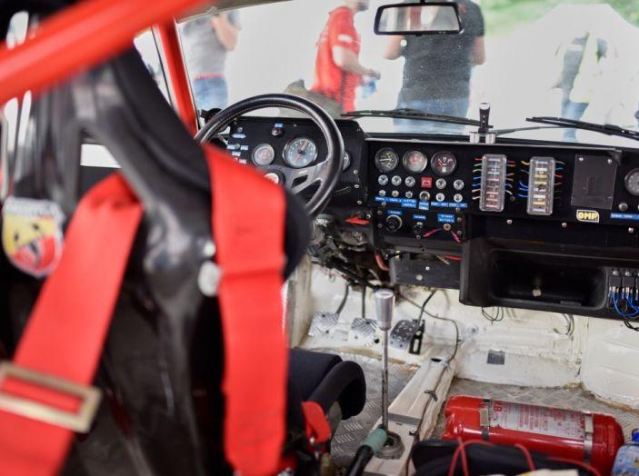 Abarth Day: Una giornata all'insegna dello scorpione tra Rally e Pista - Foto 3 di 44