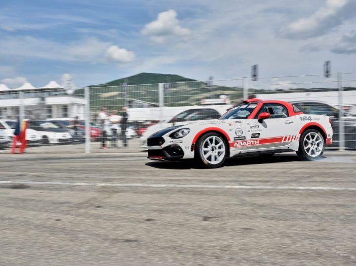 Abarth Day: Una giornata all'insegna dello scorpione tra Rally e Pista - Foto 25 di 44