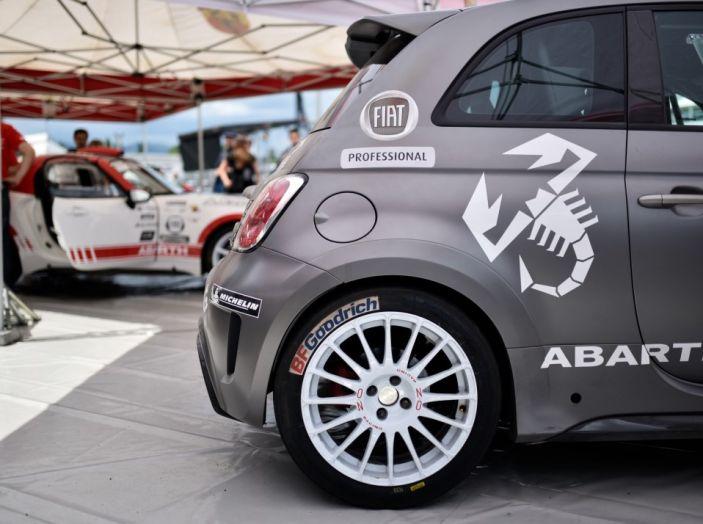Abarth Day: Una giornata all'insegna dello scorpione tra Rally e Pista - Foto 29 di 44