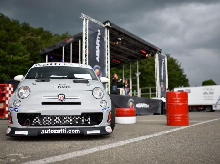 Abarth Day: Una giornata all'insegna dello scorpione tra Rally e Pista - Foto 30 di 44