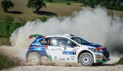 24° Rally Adriatico – Peugeot sul podio sia nell'assoluto che nel junior