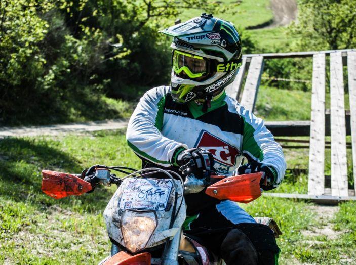 Parco Offroad il Poggiolo: mille ettari con Fattore Moto e Lucchinelli Experience - Foto 17 di 47