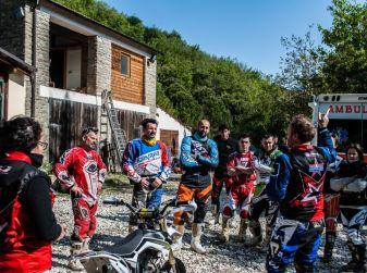 Parco Offroad il Poggiolo: mille ettari con Fattore Moto e Lucchinelli Experience