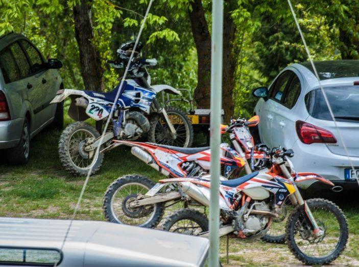 Parco Offroad il Poggiolo: mille ettari con Fattore Moto e Lucchinelli Experience - Foto 15 di 47