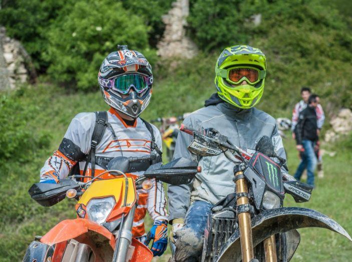 Parco Offroad il Poggiolo: mille ettari con Fattore Moto e Lucchinelli Experience - Foto 3 di 47