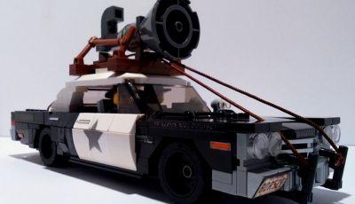 La BluesMobile di Lego: in arrivo l'auto di Jake ed Elwood