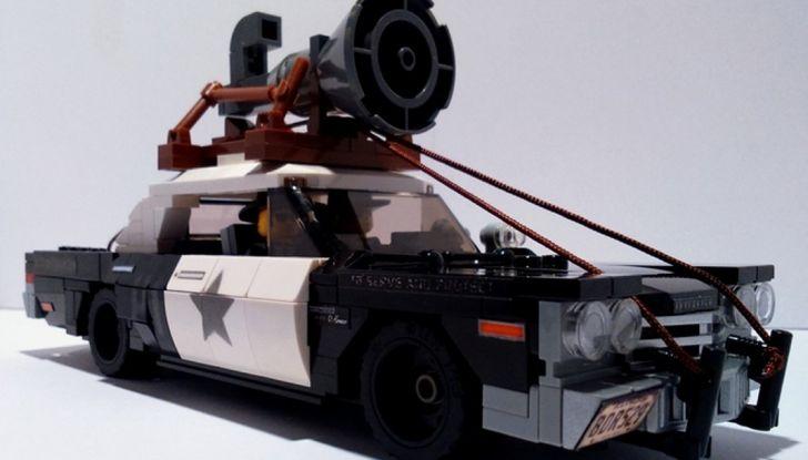 La BluesMobile di Lego: in arrivo l'auto di Jake ed Elwood - Foto 1 di 12