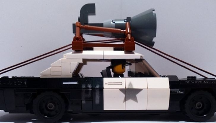 La BluesMobile di Lego: in arrivo l'auto di Jake ed Elwood - Foto 2 di 12