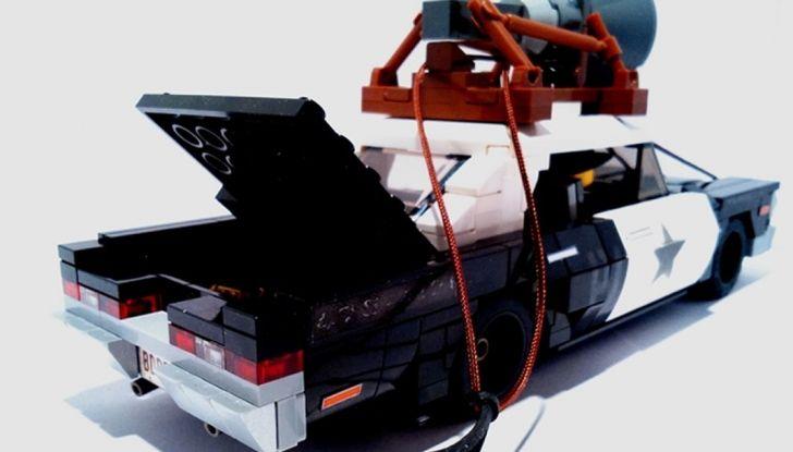 La BluesMobile di Lego: in arrivo l'auto di Jake ed Elwood - Foto 4 di 12