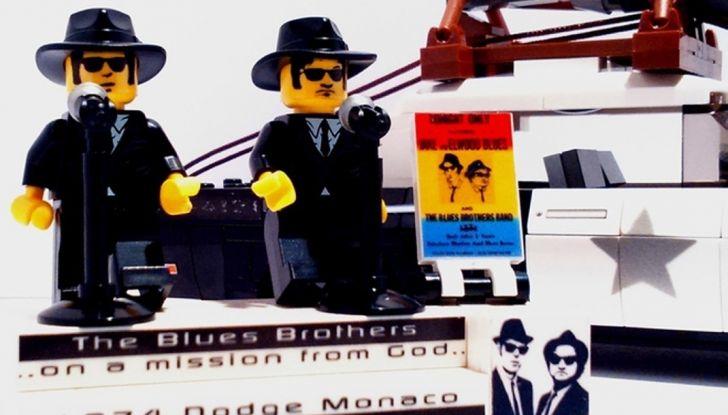 La BluesMobile di Lego: in arrivo l'auto di Jake ed Elwood - Foto 5 di 12