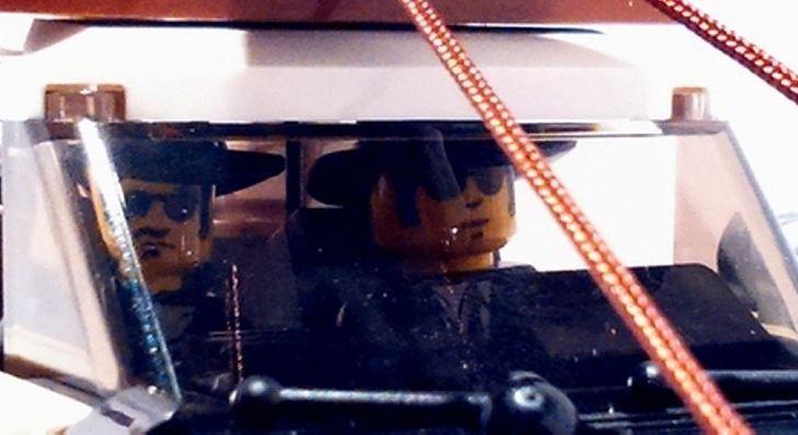 La BluesMobile di Lego: in arrivo l'auto di Jake ed Elwood - Foto 9 di 12