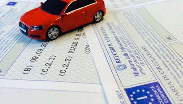 Carta unica di circolazione, via libera del Consiglio dei ministri - Foto 2 di 7
